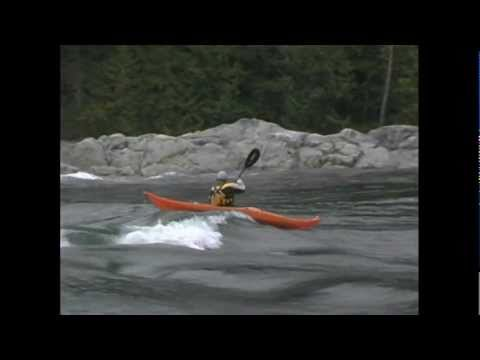 How to paddle in a tidal waters part 3