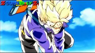 Future Trunks Kills Mecha Frieza [1080p HD]