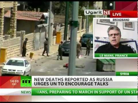 Syria Sees Red: Russia, BRICS blast UN sanctions