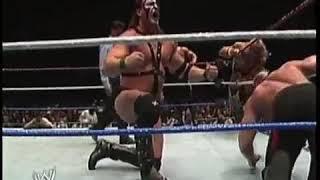 L.O.D & Warrior v Demolition (MSG house show)