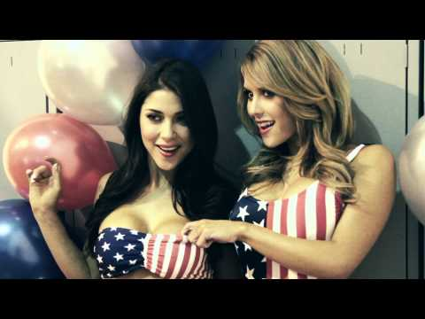 UFC Octagon Girls Brittney Palmer and Arianny Celeste Video