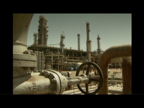 Libya's long road back to oil power