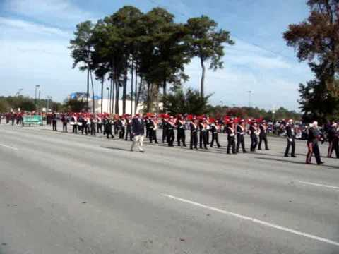 Southwest High School Marching Band