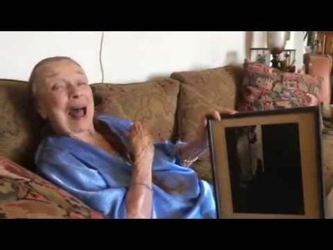 100-Year-Old Patricia Morison Sings to Kelli O'Hara, Fellow Anna from 'The King and I'