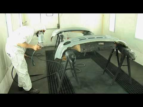 r paration et peinture de voiture saumur avec carrosserie delugr youtube. Black Bedroom Furniture Sets. Home Design Ideas