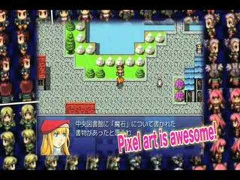 RPG Maker VX - PR Video