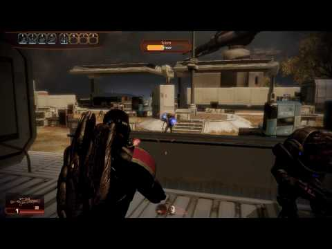 [HD] Mass Effect 2 - Killing Two Scions and Many Husks on Horizon - Insanity Difficulty