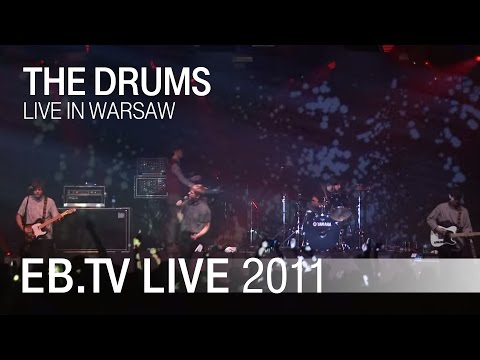 The Drums live in Warsaw (2011)