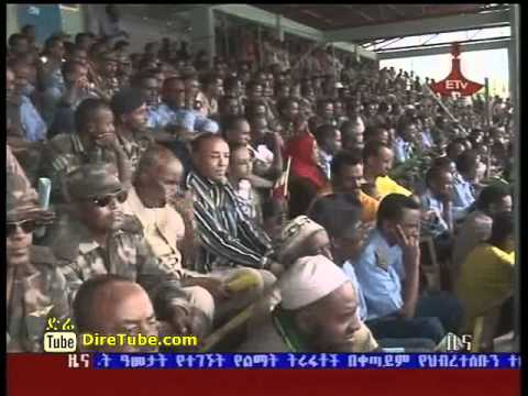 Ginbot 20 Celebration in Dire Dawa, Ethiopia