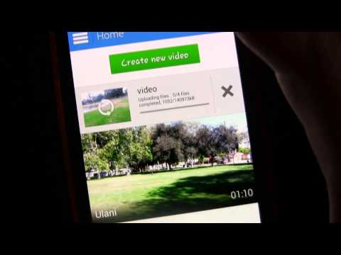 WeVideo - BEST Video Editing App for Android - Review & Demonstration