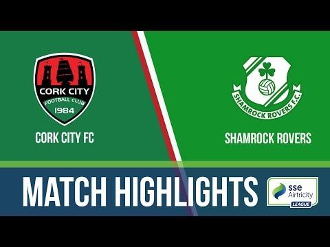 GW9: Cork City 1-3 Shamrock Rovers