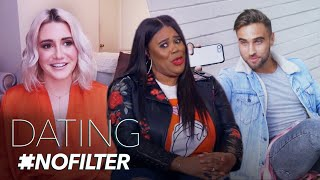 """Dating #NoFilter's"" Hottest Couple Ever? 