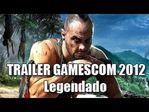 Far Cry 3 - Novo trailer legendado