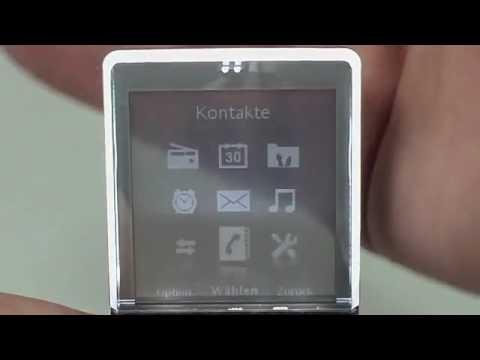 Minimalist Mobile Phones: Sony Ericsson Xperia Pureness ...