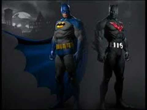 batman arkham city free batman inc batsuit dlc costume