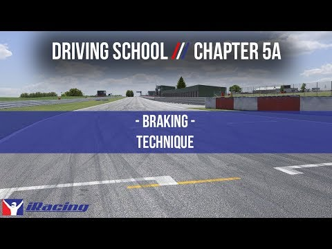 iRacing.com Driving School Chapter 5A: Braking Technique