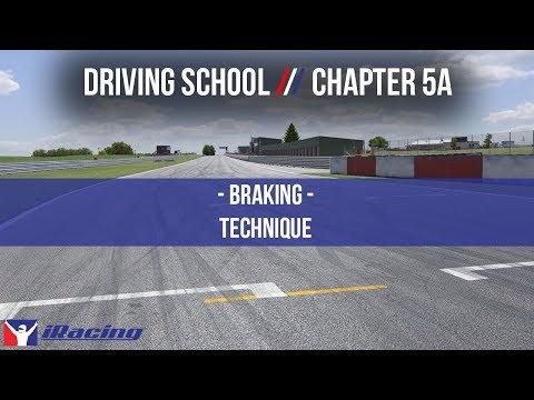 iRacing.com Driving School Chapter 5A: Braking Technique