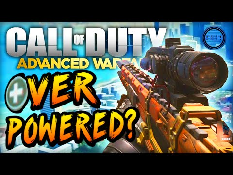 OVER POWERED Call of Duty: Advanced Warfare EXTRA HEALTH COD 2014 Gameplay