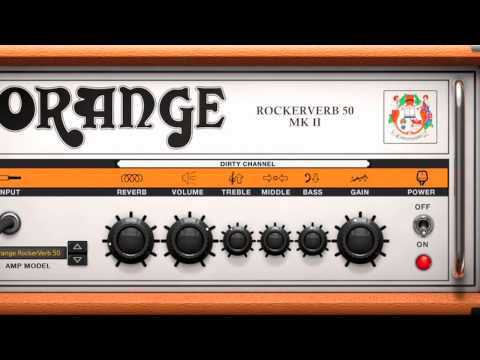 AmpliTube Orange collection - That Famous Orange Sound, All in One Place