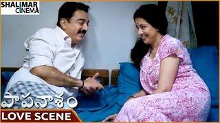 Papanasam Movie || Kamal Haasan & Gautami Superb Love Scene || Kamal Haasan,Gautami ||Shalimarcinema