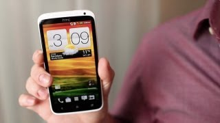 HTC One X first look at MWC 2012