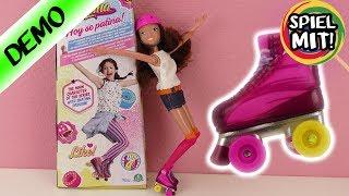 Baixar SOY LUNA Puppe auspacken deutsch  Rollsschuhe & Helm für coole Barbie Alternative  Spiel mit mir