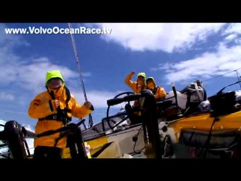 Wave Runners - Volvo Ocean Race 2008-09