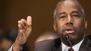 Ben Carson Addresses Potential Donald Trump Conflicts of Interest