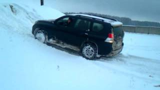 Land Cruiser Prado 150 Тест драйв 2012 2