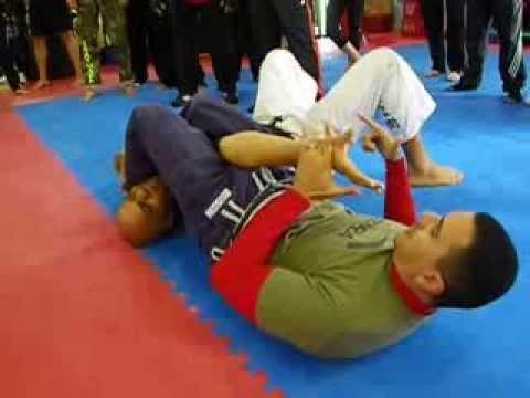 Kapap Training - Grapping Techniques - Sensei Irizarry Image 1