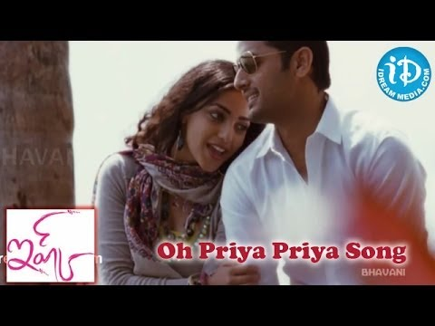 Oh Priya Priya Song - Ishq Movie Songs - Nitin - Nithya Menon video