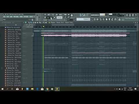 Avicii - We Burn (Faster Than Light) [FL Studio Remake]