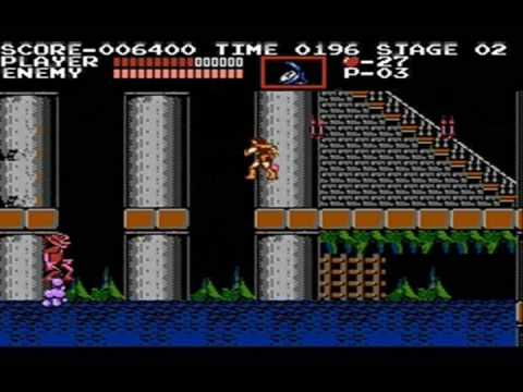 Castlevania Review (NES/Wii)