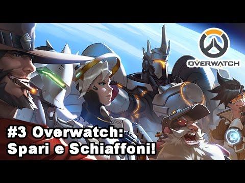 #3 Overwatch: Spari e Schiaffoni!