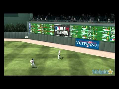 MLB 11 The Show - Kansas City Royals vs Minnesota Twins at Target Field - 1st Inning