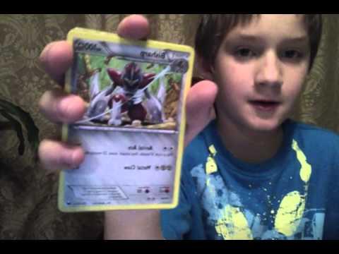 My pokemon cards!