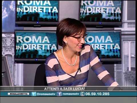 ROMA IN DIRETTA 3 OTTOBRE 2013 ATTENTI A TATA LUCIA!