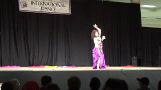 Kashmira-  Northwest Folklife Middle Eastern Dance Showcase