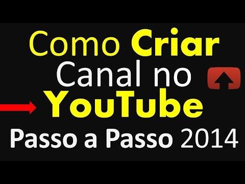 Como Criar Conta e seu Canal no Youtube 2016 thumbnail