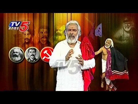 Gaddar Song On May Day | Mee Paatanaivasthunna | 1st May 2016 | TV5 News