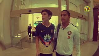 Así fue la llegada de Club América a Costa Rica