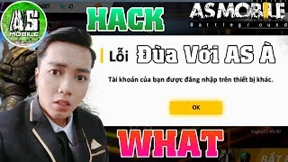 [Garena Free Fire] AS Bị Hack ACC Game | AS Mobile