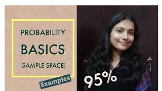 Random Experiment, Outcomes, Sample Space | Probability Basics |