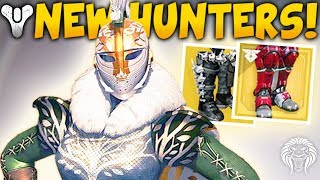 Destiny 2: NEW CHARACTERS & SECRET HUNTER! Exotic Perks, Tower Update & Cheaters Banned