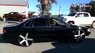 1996 Impala SS on 26