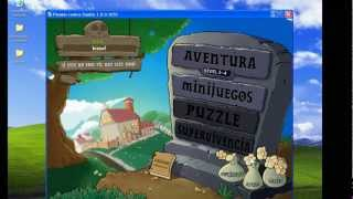 descargar e instalar plantas vs zombies version completa