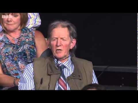 Crazy Scottish guy on Question Time - Inverness (10-07-14) FULL