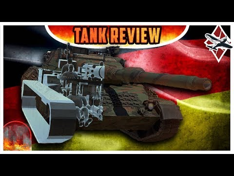 WT || Leo A1A1 (L/44) - Tank Review - Not Recommendable thumbnail
