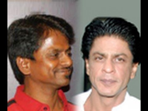 Murugadoss to direct Shah Rukh Khan