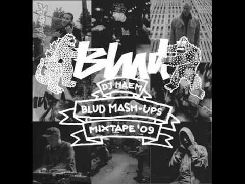 Music video Dj Haem - Track 16. Blud Mash-Ups - Music Video Muzikoo